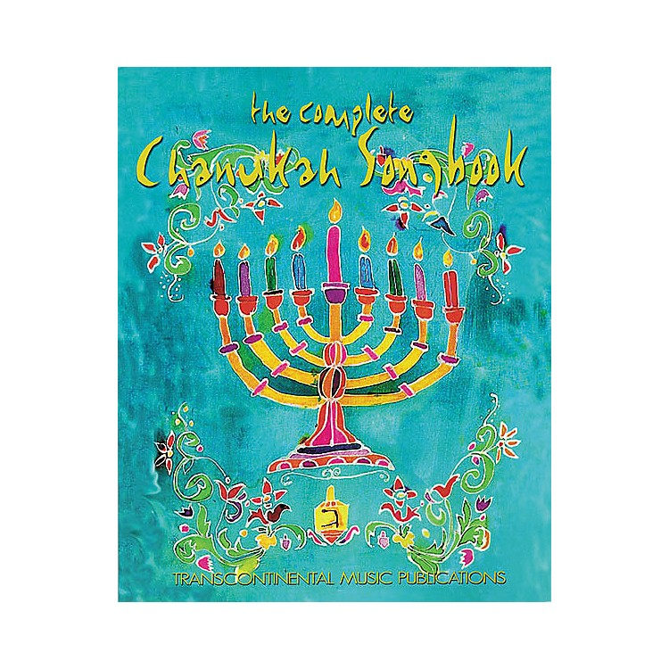 Transcontinental MusicThe Complete Chanukah (Songbook)
