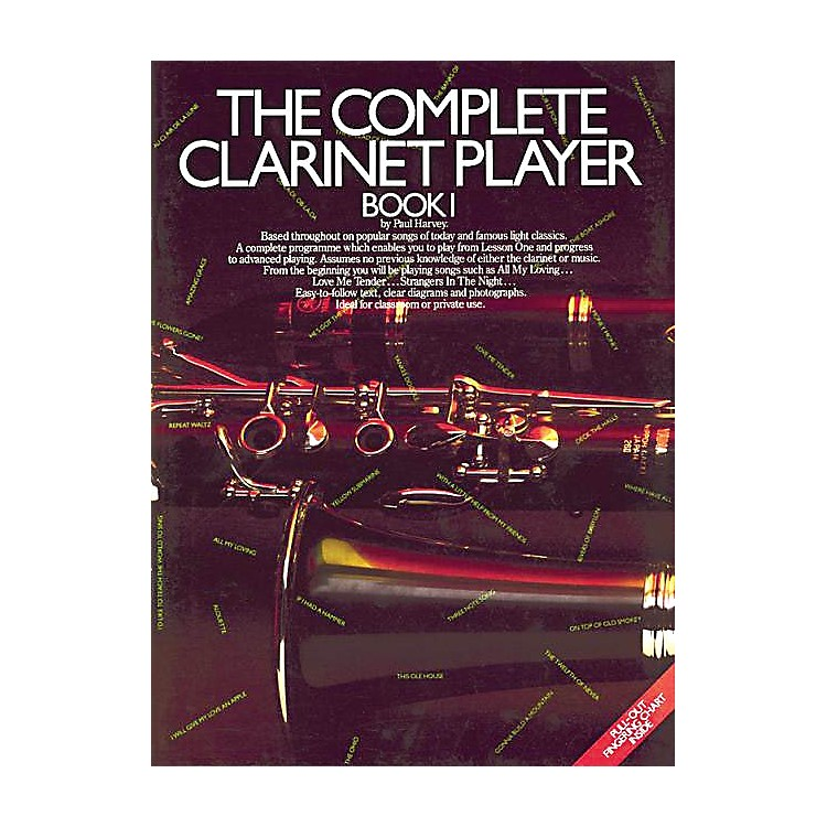 Music SalesThe Complete Clarinet Player - Book 1 Music Sales America Series Softcover Written by Paul Harvey