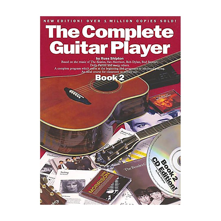Music SalesThe Complete Guitar Player - Book 2 Music Sales America Series Softcover with CD Written by Russ Shipton