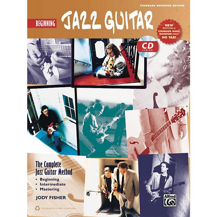 AlfredThe Complete Jazz Guitar Method: Beginning Jazz Guitar Book & CD (Standard Notation Only)