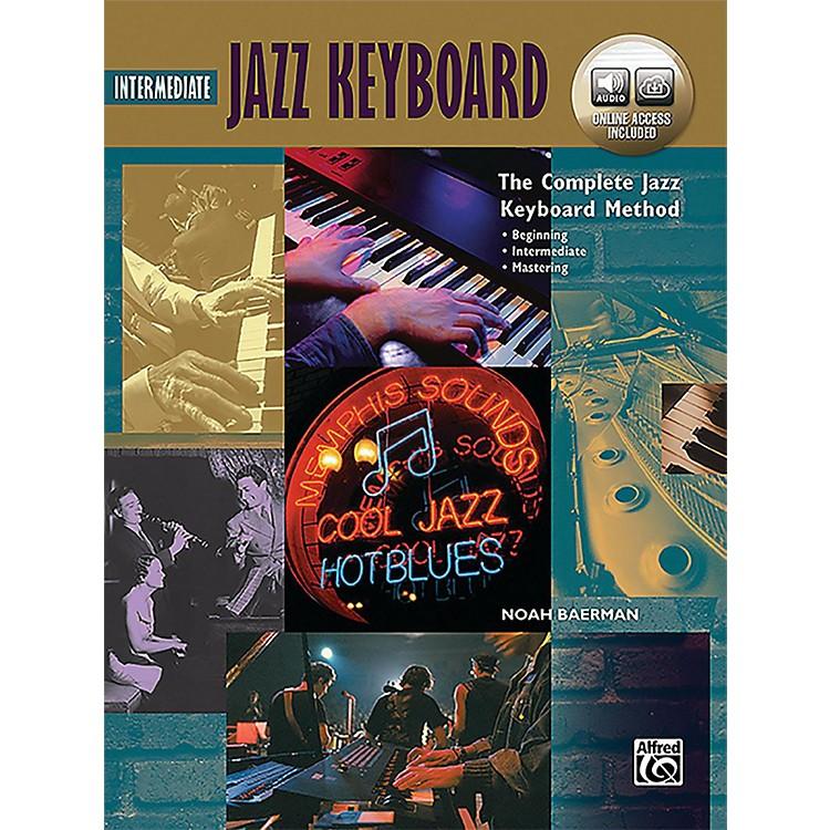 AlfredThe Complete Jazz Keyboard Method - Intermediate Jazz Keyboard Book & Online Audio