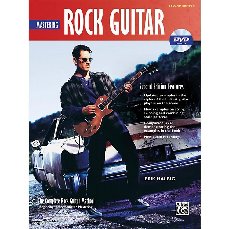 AlfredThe Complete Rock Guitar Method: Mastering Rock Guitar Book & DVD-ROM(2nd Edition)