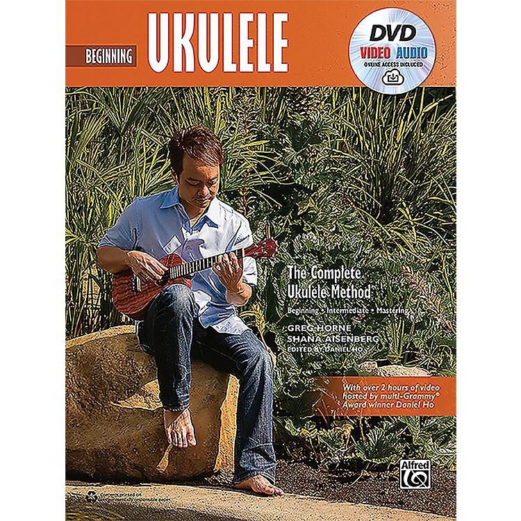 AlfredThe Complete Ukulele Method: Beginning Ukulele - Book, DVD & Online Audio & Video