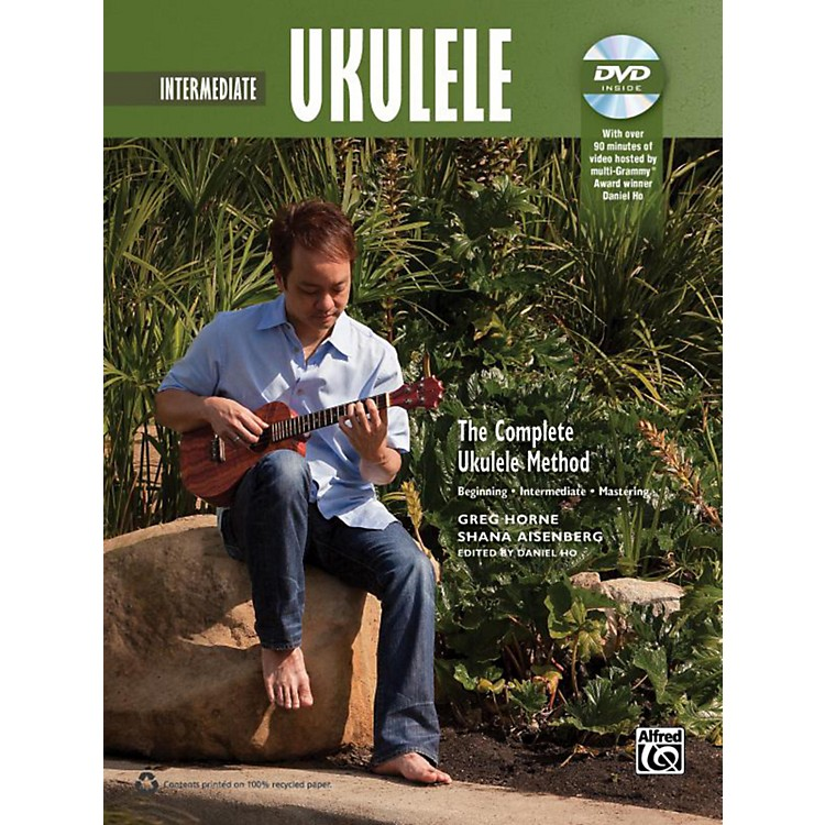 AlfredThe Complete Ukulele Method: Intermediate Ukulele Book & DVD