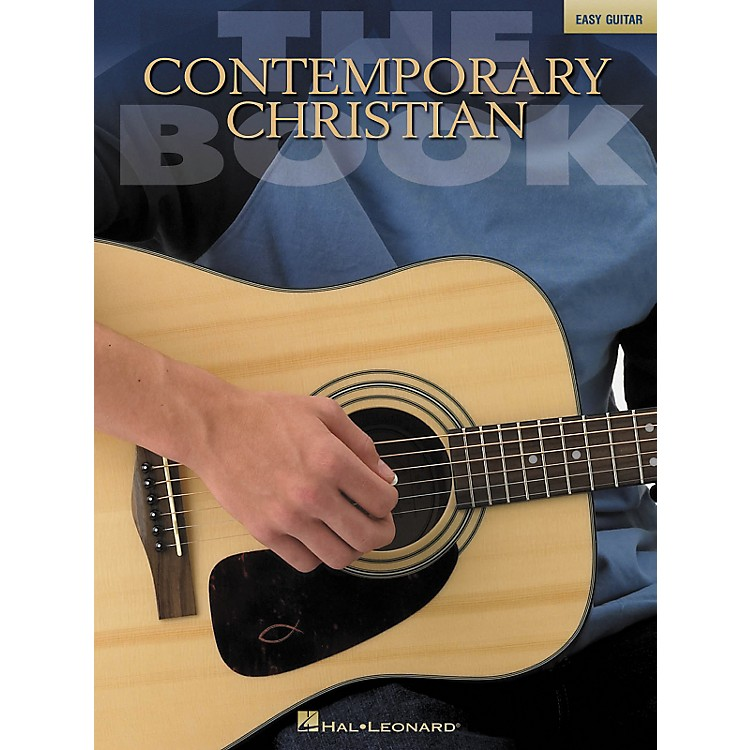 Hal LeonardThe Contemporary Christian Easy Guitar Songbook