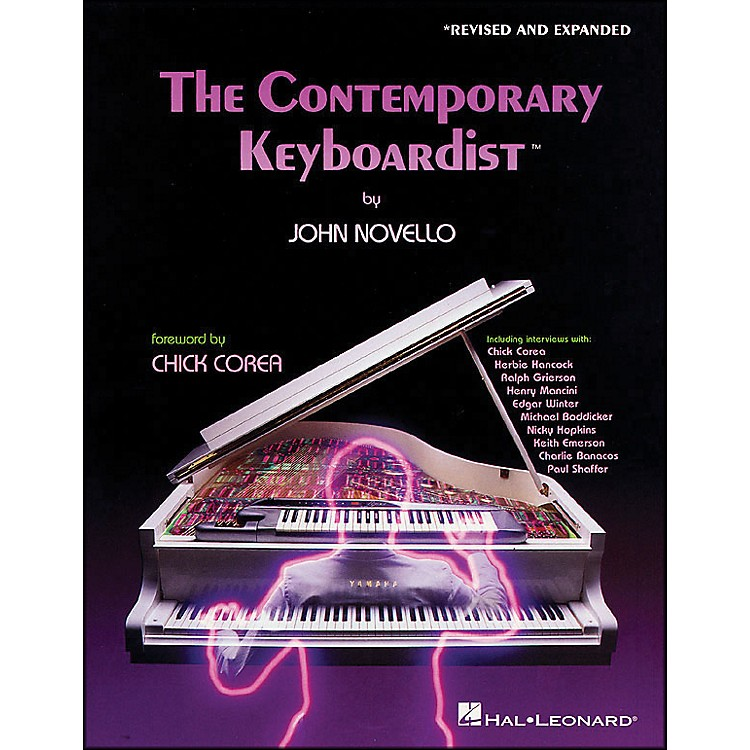 Hal LeonardThe Contemporary Keyboardist Manual - Revised And Expanded