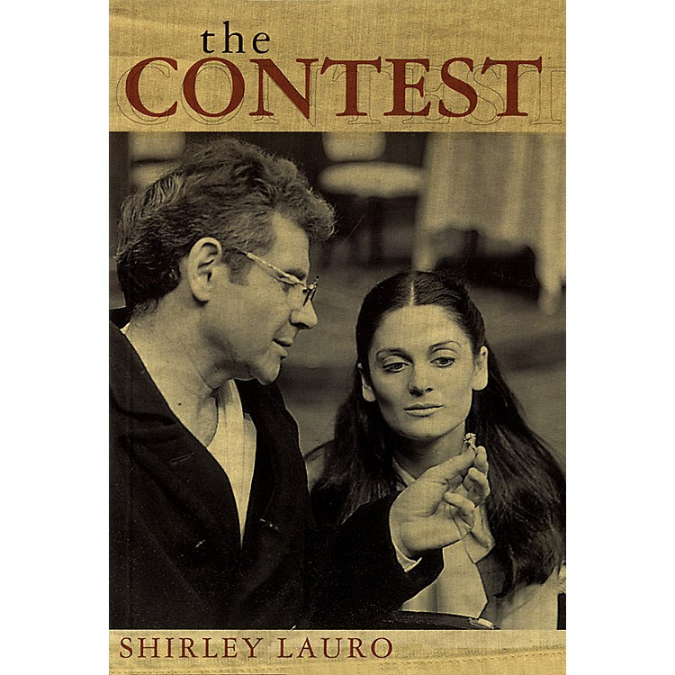 Applause BooksThe Contest (A Play by Shirley Lauro) Applause Books Series Written by Shirley Lauro