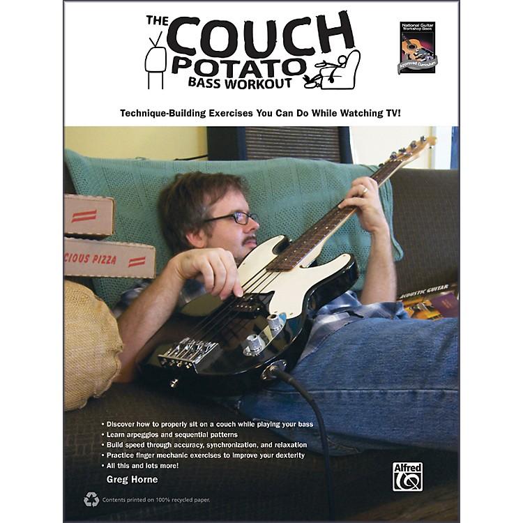 AlfredThe Couch Potato Bass Workout Book