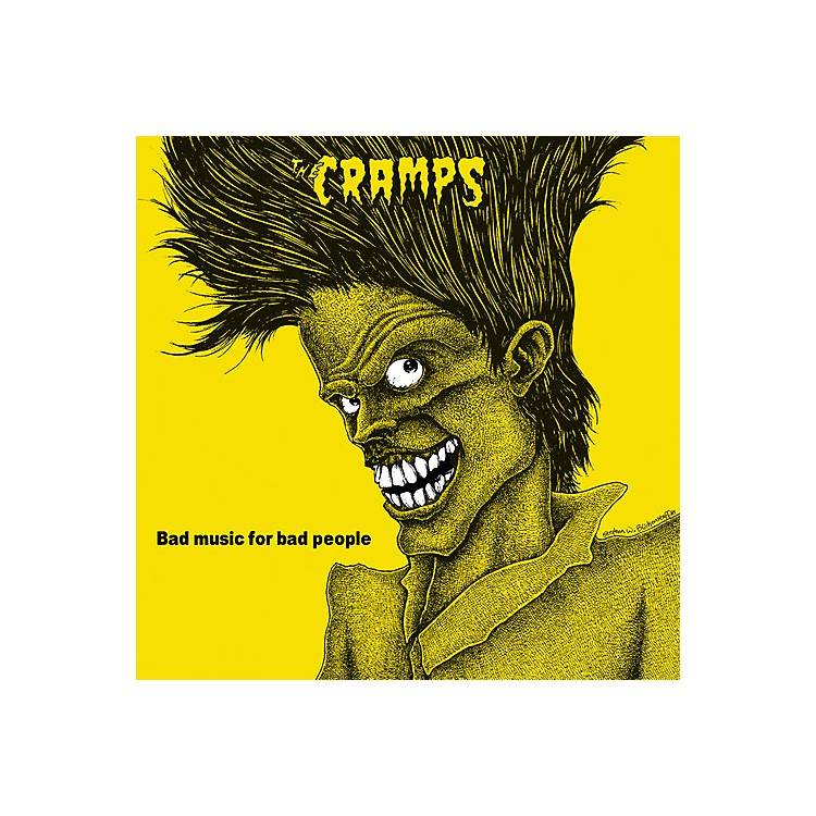 AllianceThe Cramps - Bad Music For Bad People