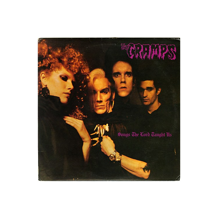 AllianceThe Cramps - Songs The Lord Taught Us