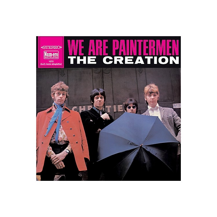 AllianceThe Creation - We Are Paintermen