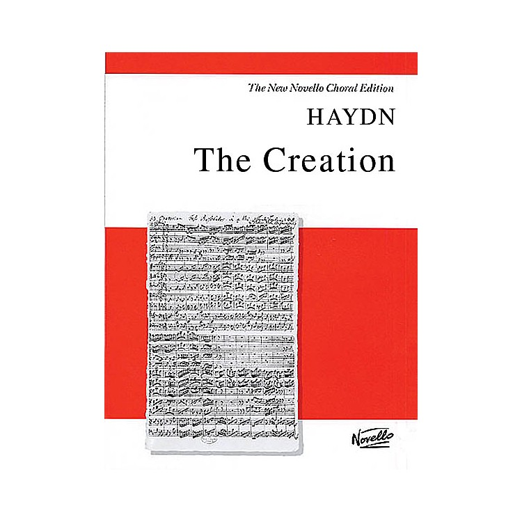 NovelloThe Creation (Vocal Score) SATB Composed by Franz Joseph Haydn Arranged by Michael Pilkington