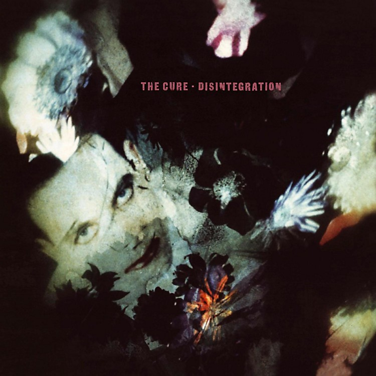 WEAThe Cure - Disintegration (Deluxe Edition)(2Lp 180 Gram Vinyl)
