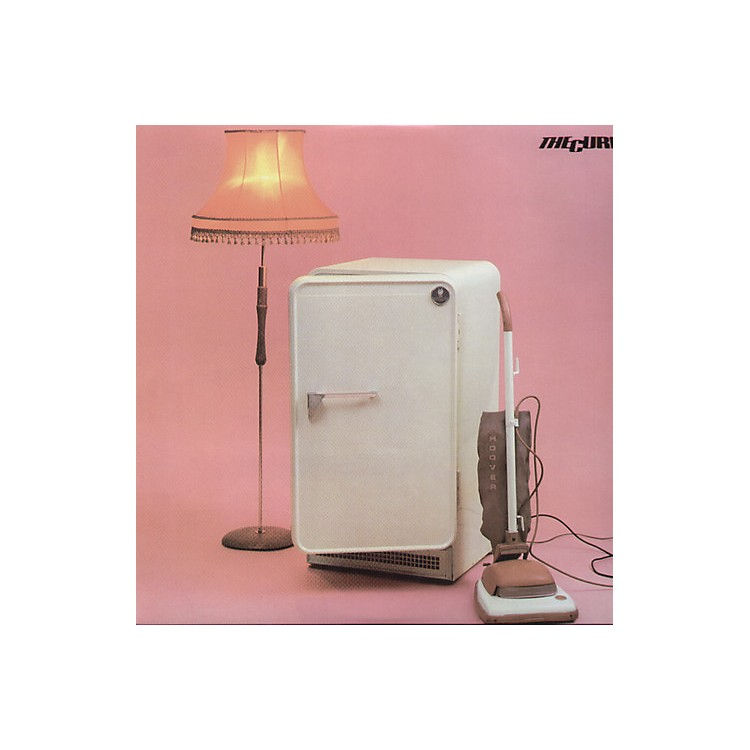 Alliance The Cure - Three Imaginary Boys