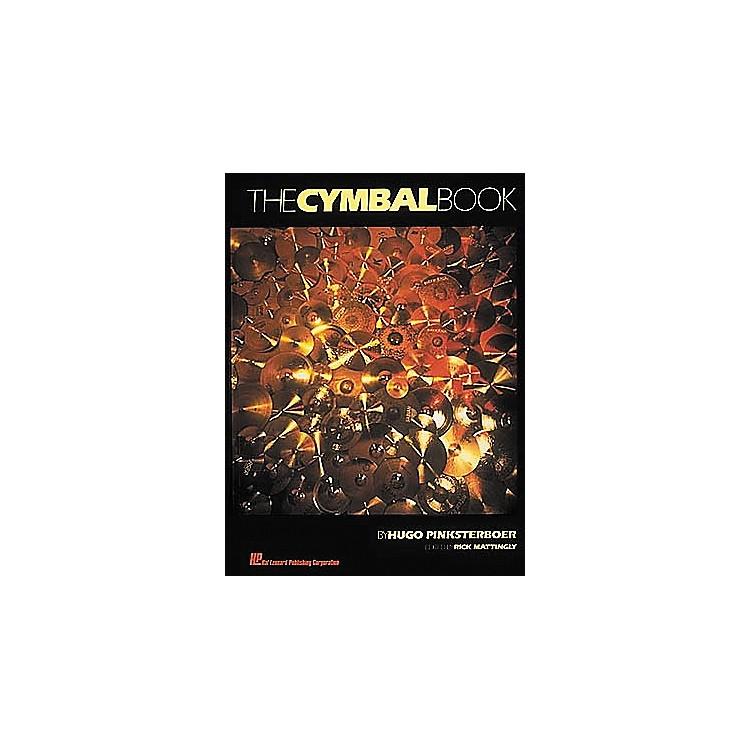 Hal LeonardThe Cymbal Book