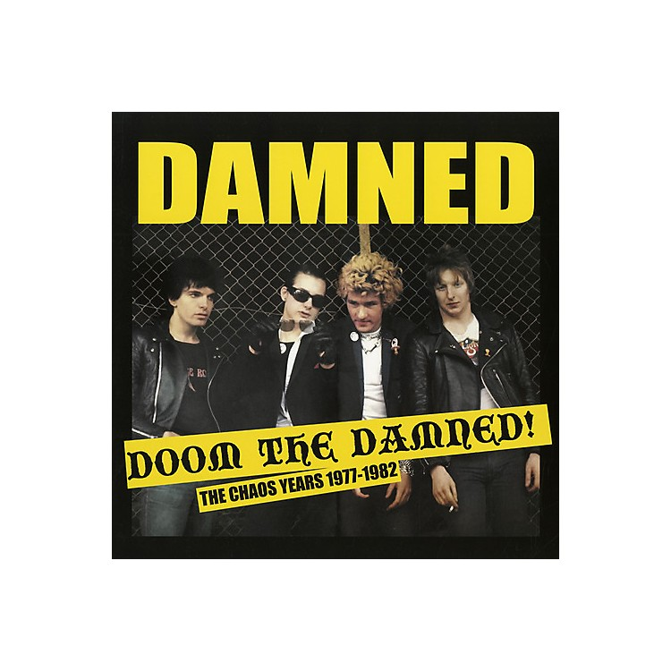 Alliance The Damned - Doom The Damned! The Chaos Years 1977-1982