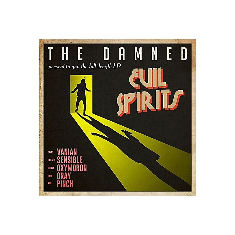 Alliance The Damned - Evil Spirits
