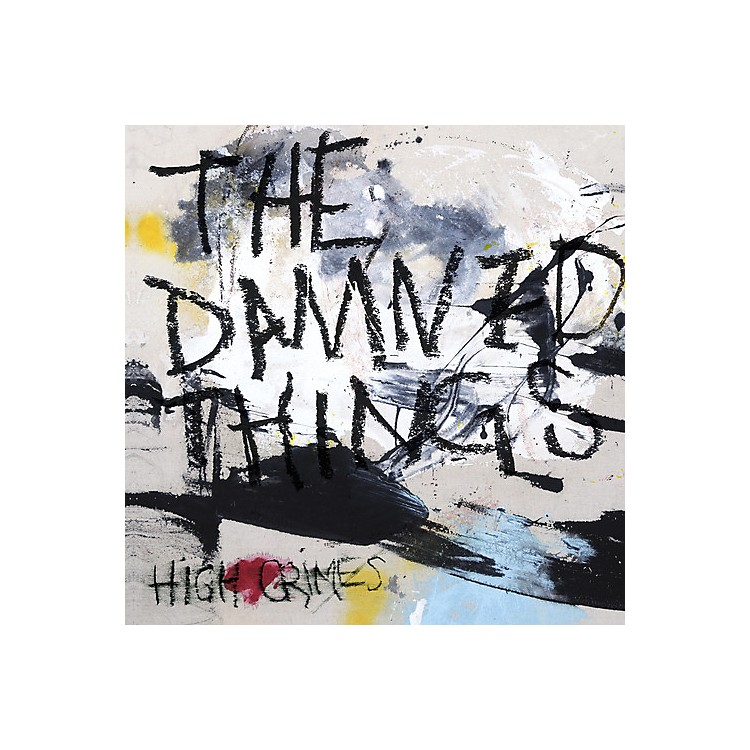 Alliance The Damned Things - High Crimes