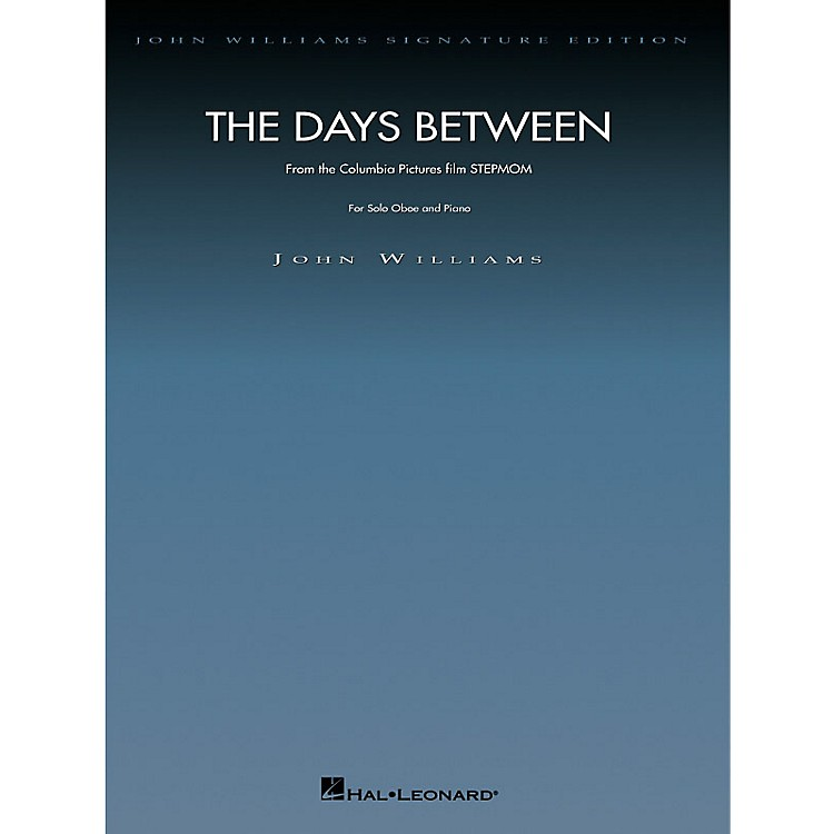 Hal Leonard The Days Between John Williams Signature Edition - Woodwinds Series by John Williams