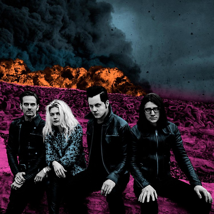 WEAThe Dead Weather - Dodge and Burn Vinyl LP
