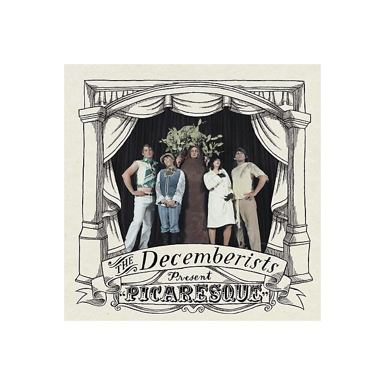 Alliance The Decemberists - Picaresque