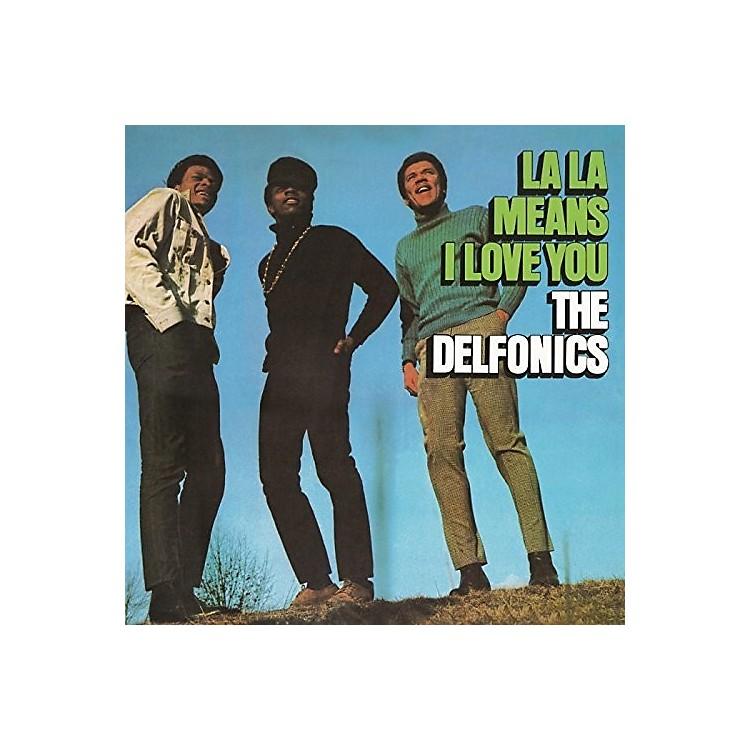 AllianceThe Delfonics - La La Means I Love You