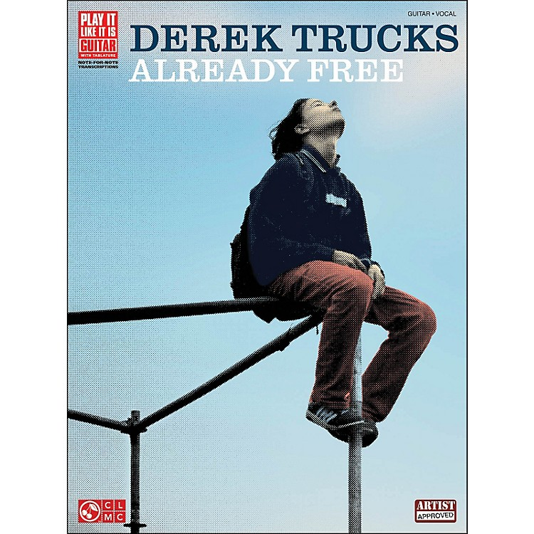 Cherry LaneThe Derek Trucks Band - Already Free Tab Songbook