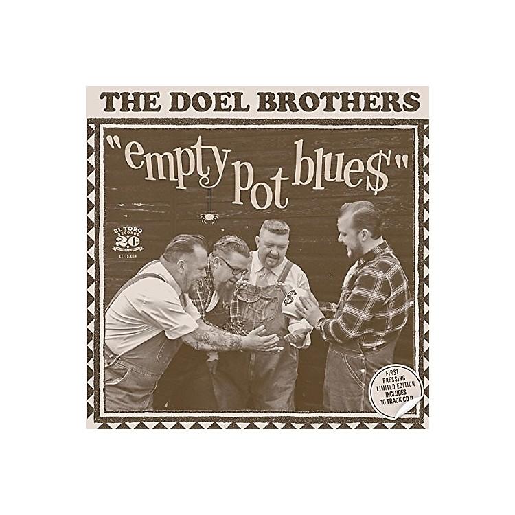 AllianceThe Doel Brothers - Empty Pot Blue$