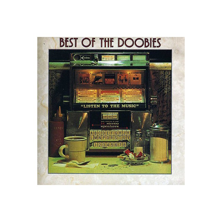 Alliance The Doobie Brothers - The Best Of The Doobies (CD)