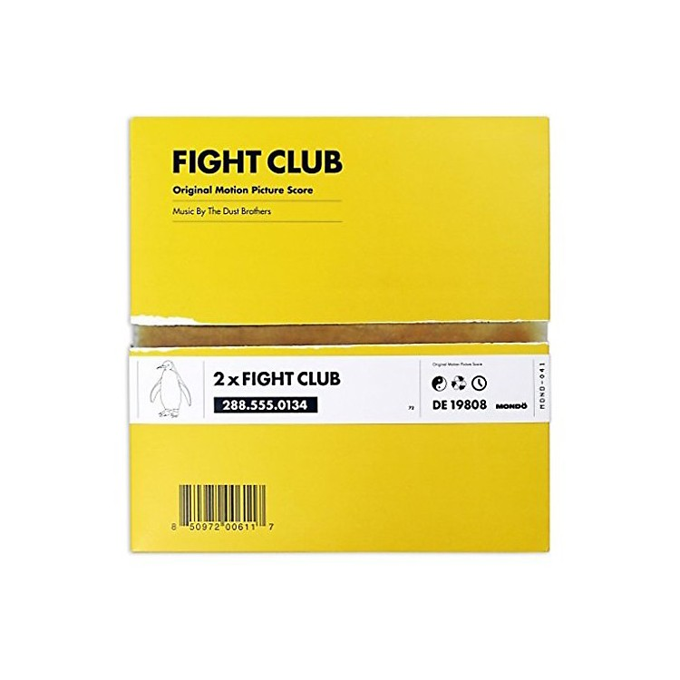 AllianceThe Dust Brothers - Fight Club (Original Soundtrack)