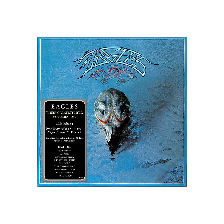AllianceThe Eagles - Their Greatest Hits Volumes 1 & 2 (CD)