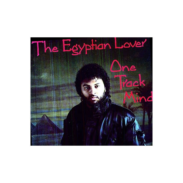 AllianceThe Egyptian Lover - One Track Mind