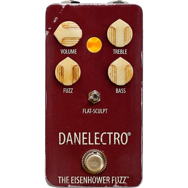 DanelectroThe Eisenhower Fuzz Effects Pedal