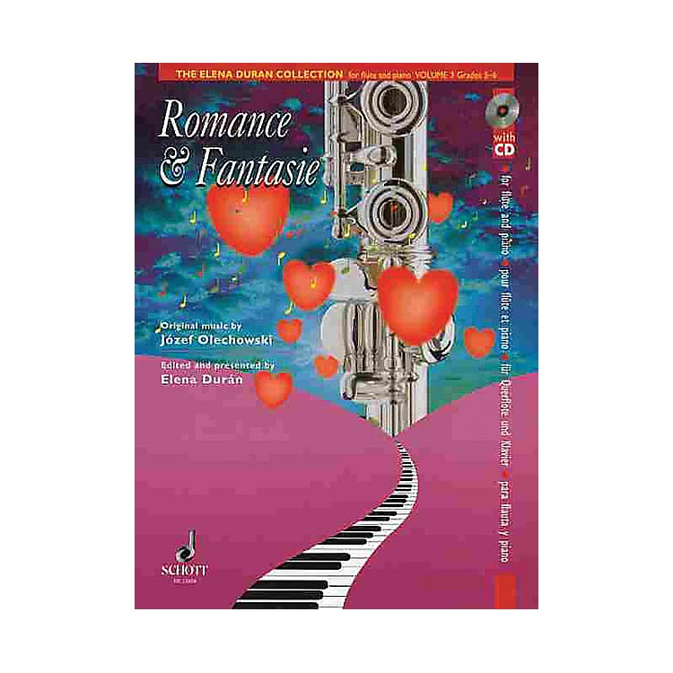SchottThe Elena Durán Collection (Volume III: Romance & Fantasie (Grades 5-6)) Schott Series