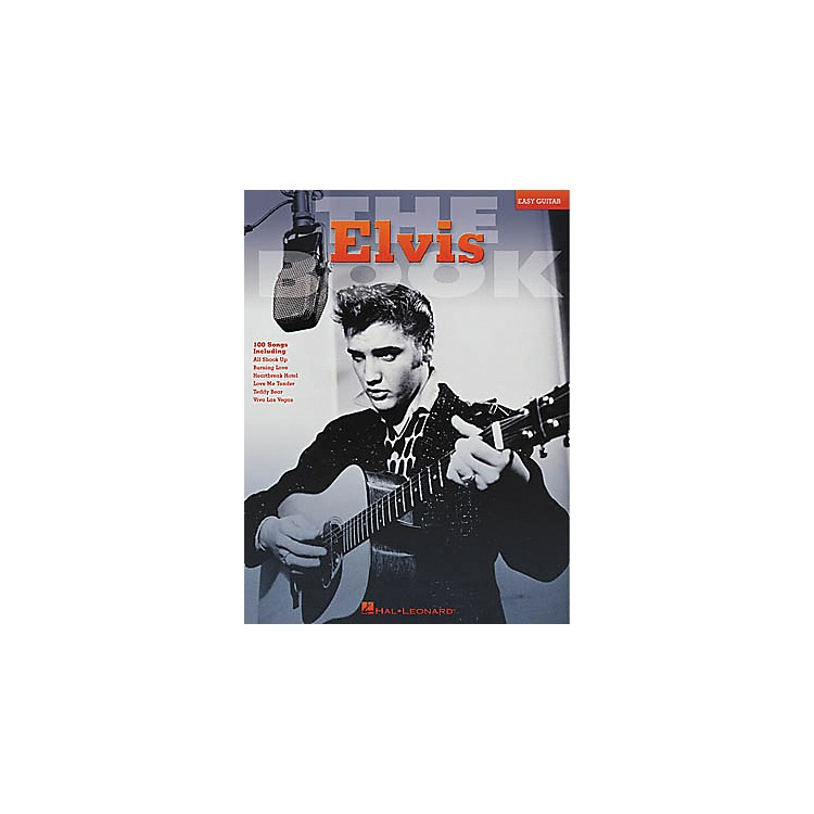 Hal LeonardThe Elvis Book