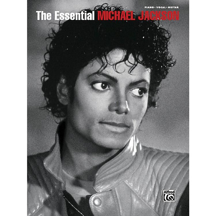 AlfredThe Essential Michael Jackson (Music Book)