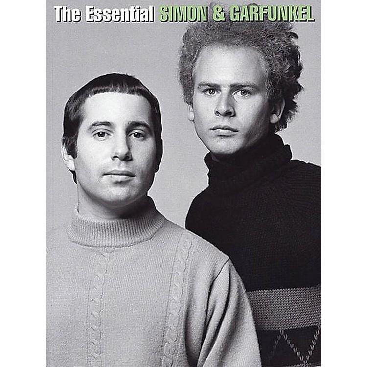 Music SalesThe Essential Simon & Garfunkel Music Sales America Series Softcover Performed by Simon & Garfunkel