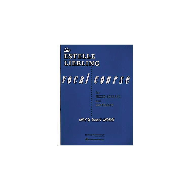 Hal LeonardThe Estelle Liebling Vocal Course