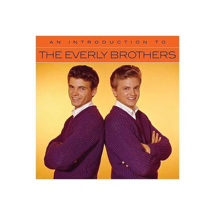 AllianceThe Everly Brothers - An Introduction To The Everly Brothers (CD)