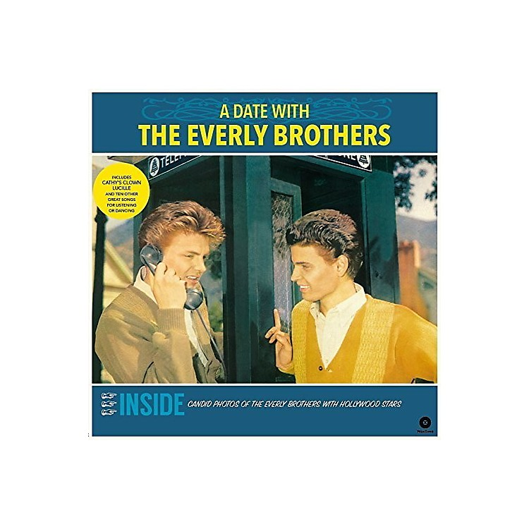 Alliance The Everly Brothers - Date with the Everly Brothers + 4 Bonus Tracks
