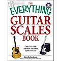 Hal Leonard The Everything Series - Guitar Scales Book  -thumbnail