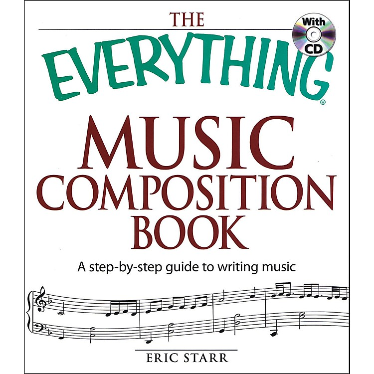 Hal Leonard The Everything Series - Music Composition Book