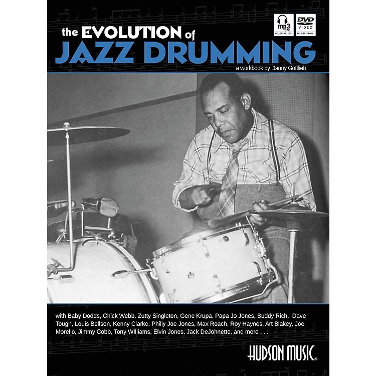 Hudson MusicThe Evolution Of Jazz Drumming (Book/CD/DVD)