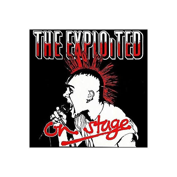 AllianceThe Exploited - On Stage