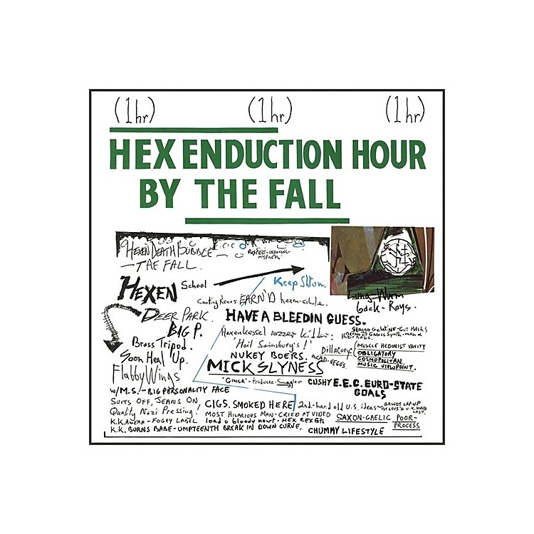 AllianceThe Fall - Hex Enduction Hour