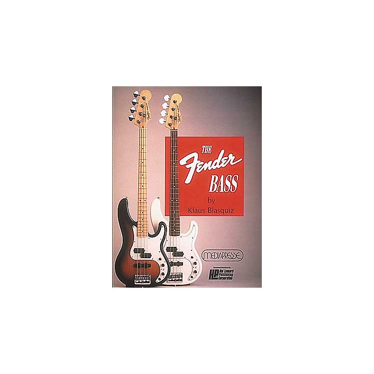 MediapresseThe Fender Bass Book
