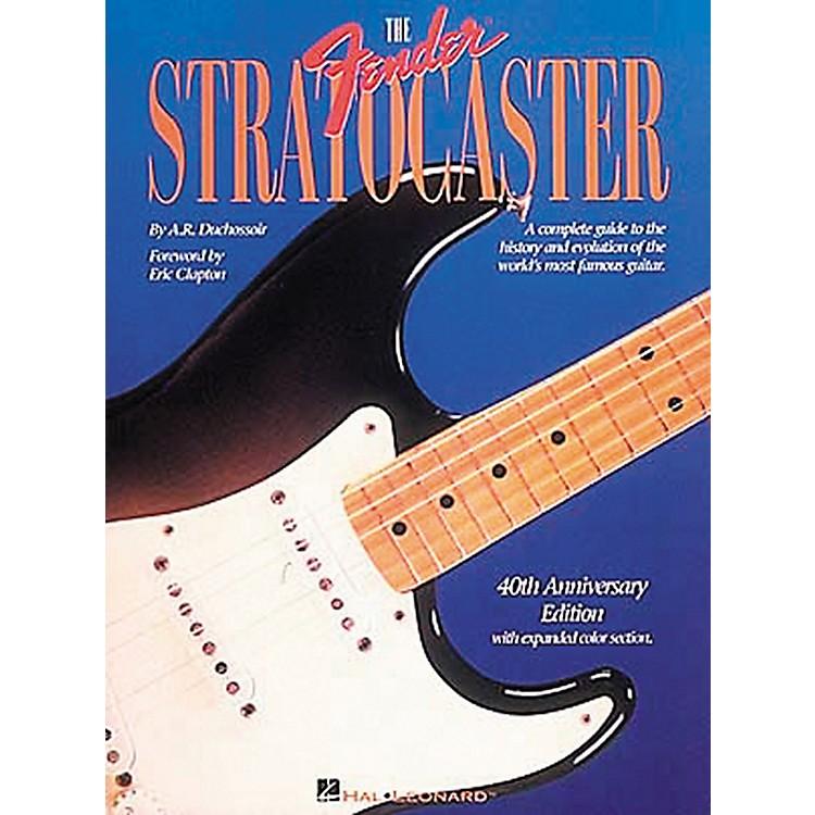 Hal LeonardThe Fender Stratocaster