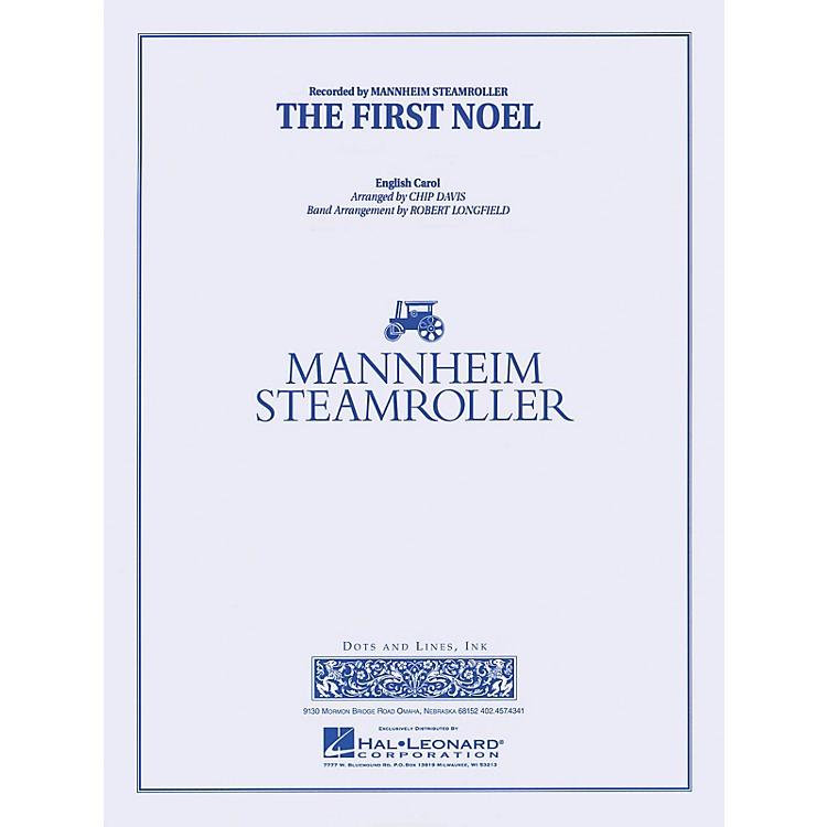 Mannheim SteamrollerThe First Noel Concert Band Level 3-4 by Mannheim Steamroller Arranged by Robert Longfield