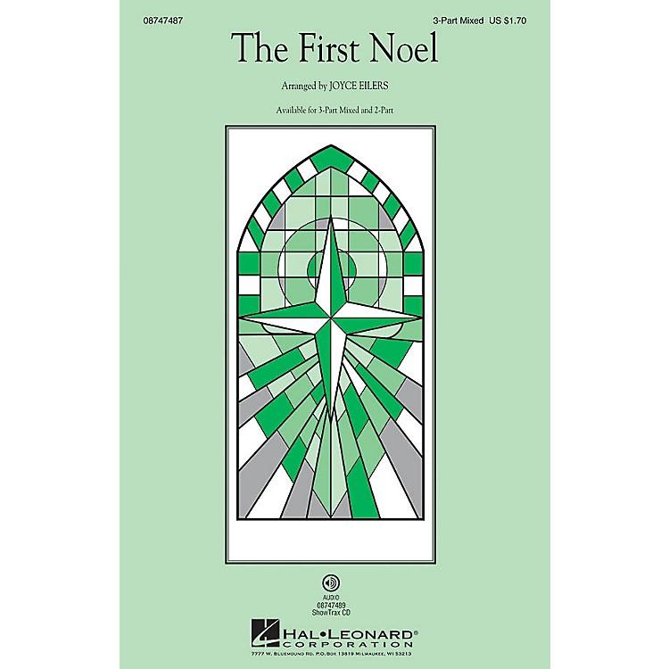 Hal LeonardThe First Noel ShowTrax CD Arranged by Joyce Eilers