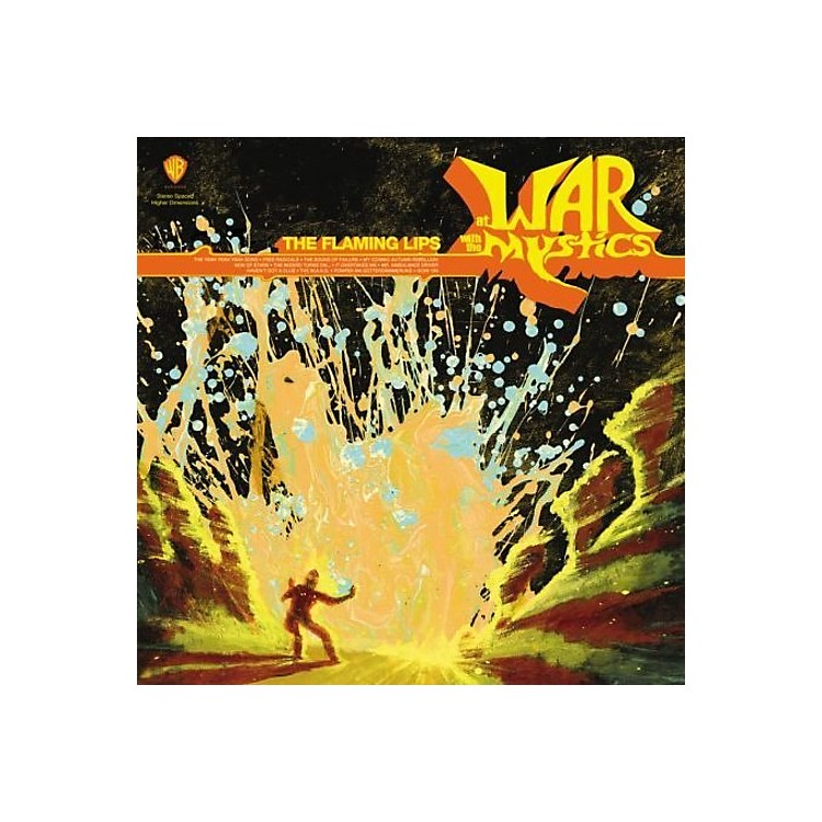 AllianceThe Flaming Lips - At War with the Mystics